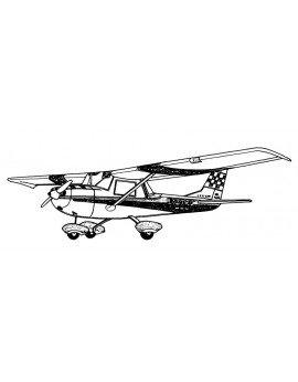 Cessna Aerobat 150 (134s)