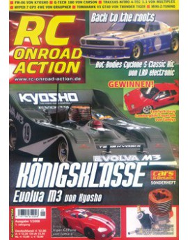 RC Onroad Action 2008