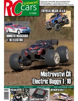 RC cars 11/2009