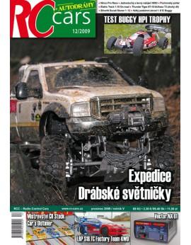 RC cars 12/2009