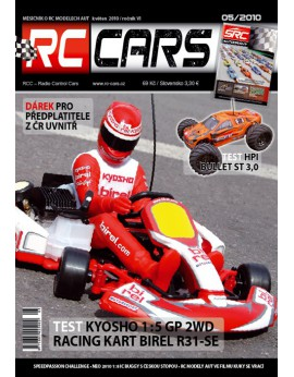 RC cars 5/2010