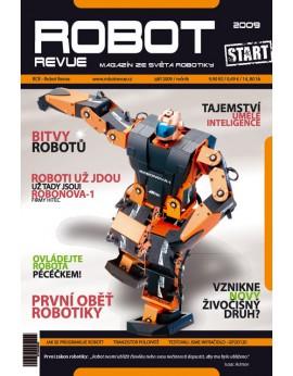 Robot Revue start/2009