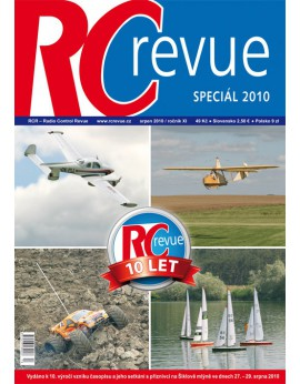 RC revue speciál 2010