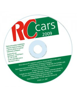 CD-ROM RC cars 2009