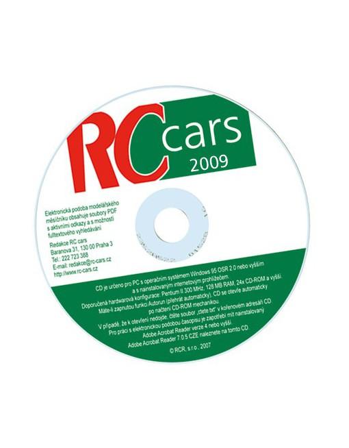 CD-ROM RC cars 2009