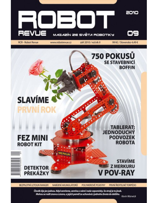 Robot Revue 9/2010