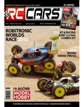 RC cars 11/2010