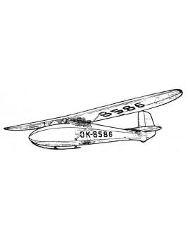Zlin-24 Krajánek (150s)