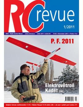 RC revue 1/2011