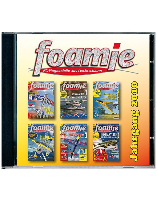 Foamie 2009