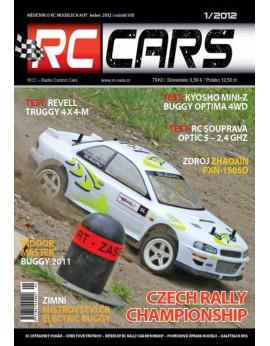 RC cars 1/2012