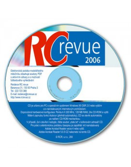 CD-ROM RC revue 2006