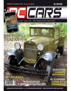 RC cars 9/2012