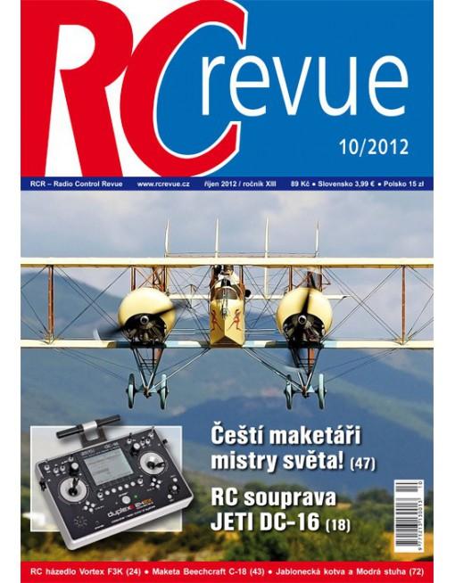 RC revue 10/2012
