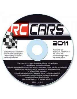 CD-ROM RC cars 2011