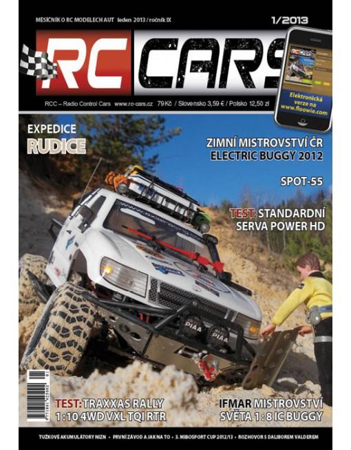 RC cars 1/2013