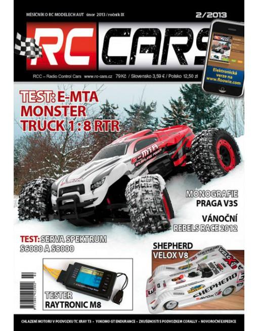 RC cars 2/2013
