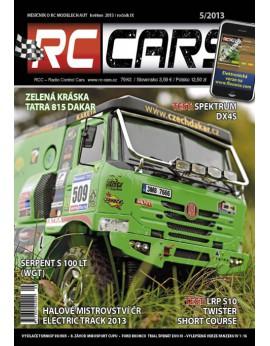 RC cars 5/2013
