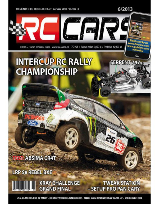 RC cars 6/2013