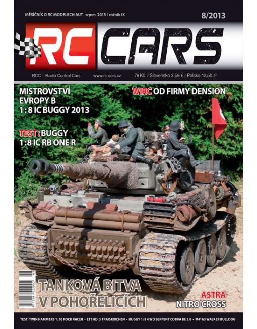 RC cars 8/2013