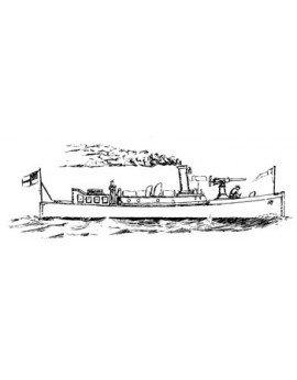 Parní služební člun (144s)