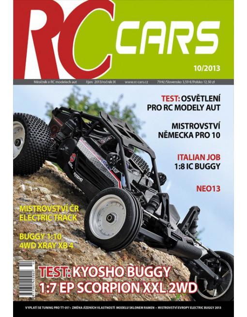 RC cars 10/2013