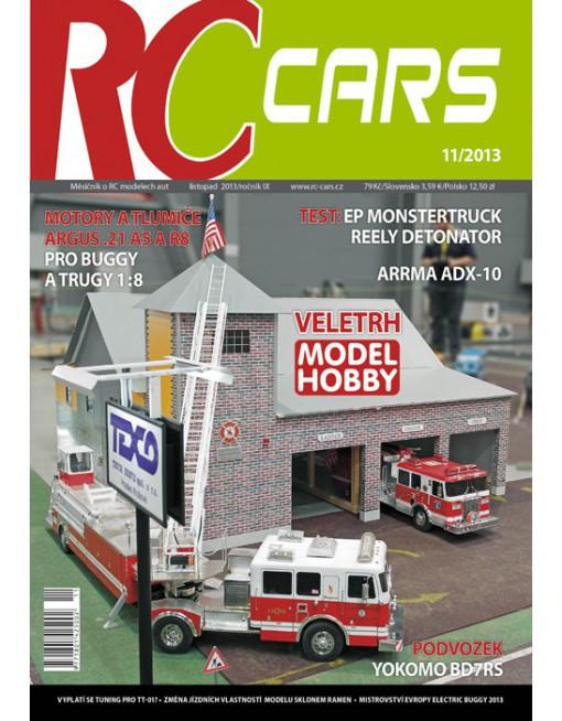 RC cars 11/2013