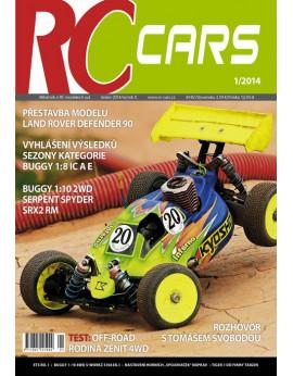 RC cars 1/2014
