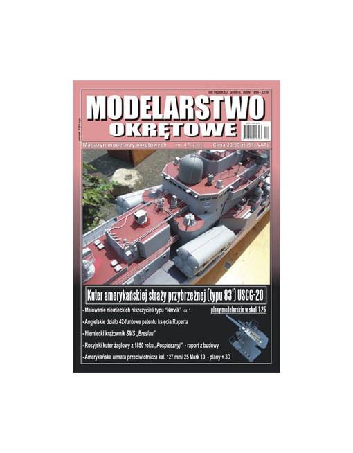 Modelarstwo okretowe 04/2013