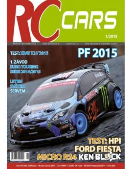 RC cars 1/2015