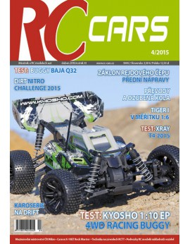 RC cars 4/2015