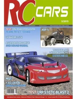 RC cars 5/2015