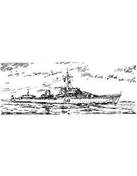 Torpédoborec 40 (030s)