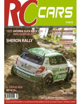 RC cars 7/2015