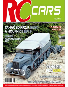 RC cars 8/2015