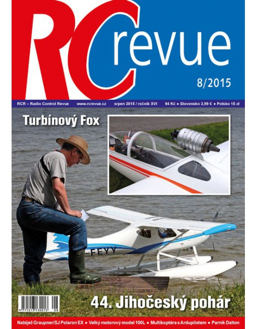 RC revue 8/2015