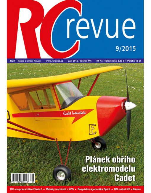 RC revue 9/2015