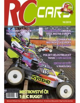 RC cars 10/2015