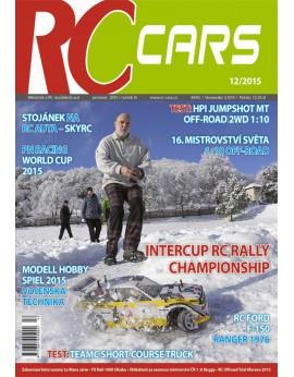 RC cars 12/2015