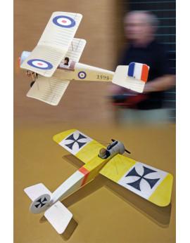 Fokker a Scout (221)