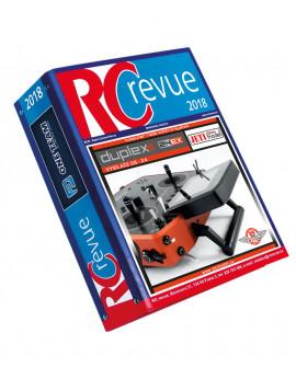 Desky na RC revue 2018