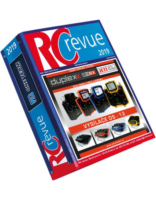 Desky na RC revue 2019