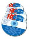 Komplet tří starších CD-ROM RC revue