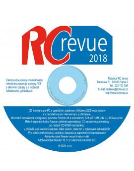 DVD-ROM RC revue 2018