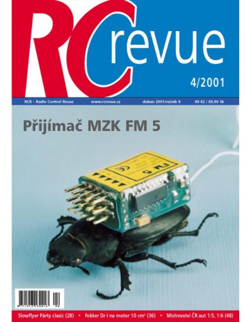 RC revue 4/2001