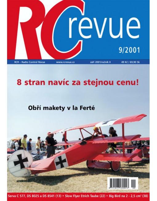 RC revue 9/2001