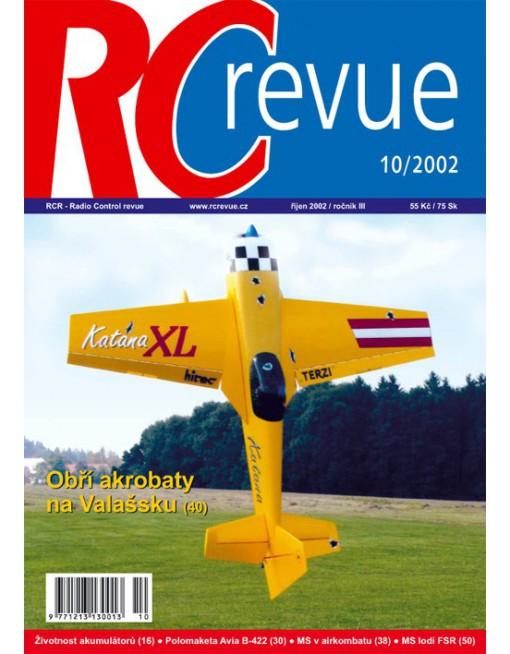 RC revue 10/2002