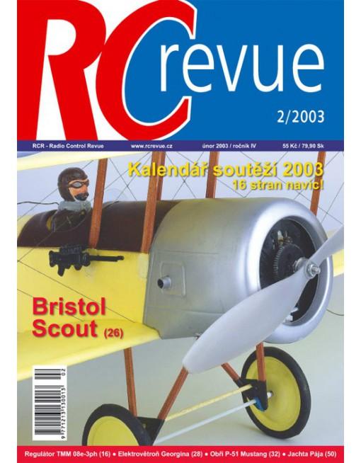 RC revue 2/2003