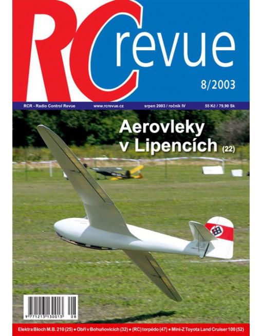 RC revue 8/2003