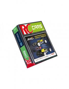 Pět kusů desek RC cars
